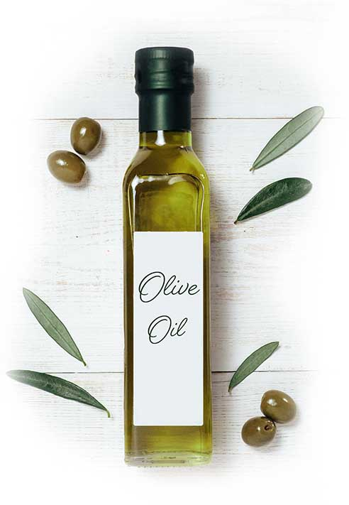 extra virgin olive oil is the best source of fat in the Mediterranean diet, a great substitute for butter