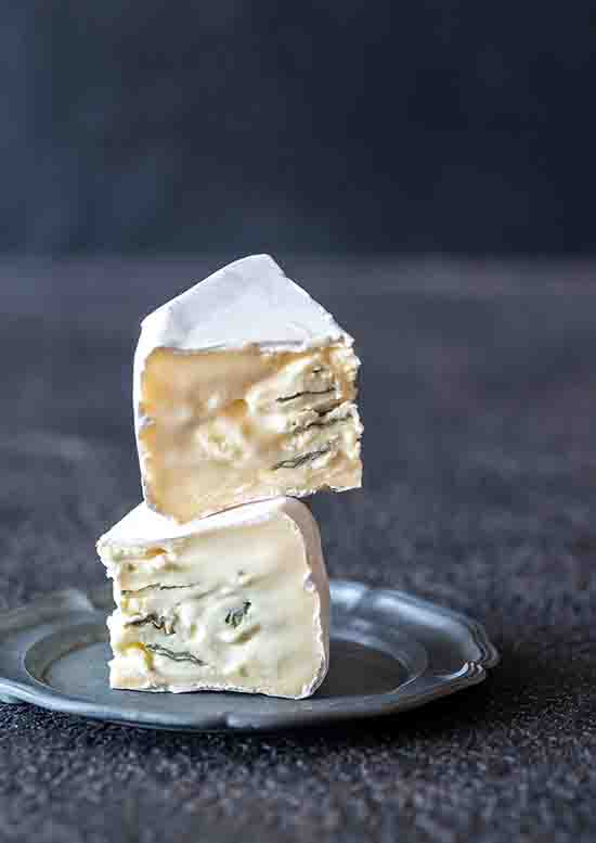soft cheese, a great dairy choice in the Mediterranean diet
